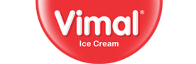 Vimal Ice Cream Logo