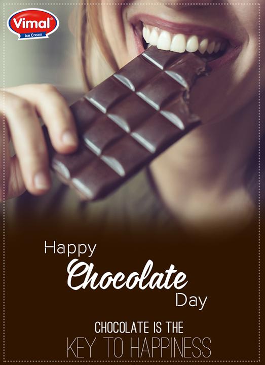 "Vimal Ice Cream,  happiness"", HappyChocolateDay, VimalIceCreams, IceCreamLovers"