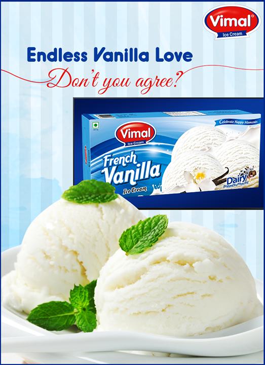Let's beat the heat with some vanilla!  #VanillaIcecream #IcecreamWorld #Favorite #IcecreamLovers #Vimal #ICecream #Ahmedabad