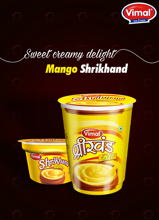 Add a #mangolicious note to your routine this summer with #VimalDairy!  #Summer #SummerTime #VimalIceCreams
