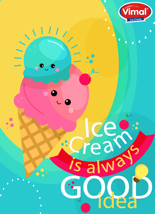 #Weekend is made for ice-creams!  #IceCreamLovers #Vimal #ICecream #Ahmedabad