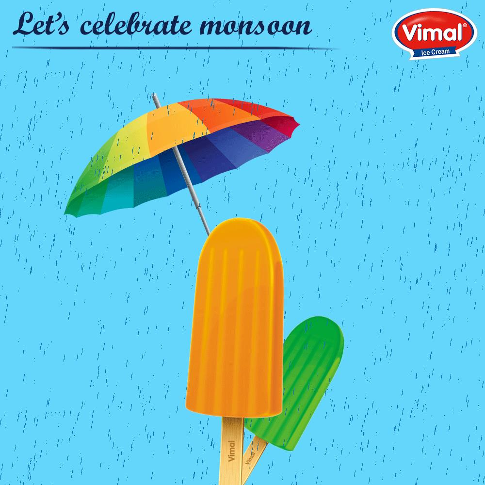 Pamper your taste buds with some chilling treats this #Thursday!  #IcecreamTreat #Happiness #MonsoonTime #IceCreamLovers #Vimal #ICecream #Ahmedabad