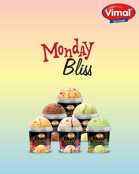 Vimal Ice Cream,  MondayBlues, MondayBliss, MonsoonTime, IceCreamLovers, Vimal, ICecream, Ahmedabad