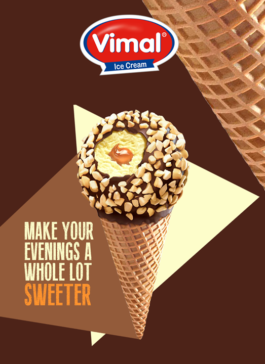 Add some ice-cream to you rainy evening!  #MonsoonTime #IceCreamLovers #Vimal #ICecream #Ahmedabad