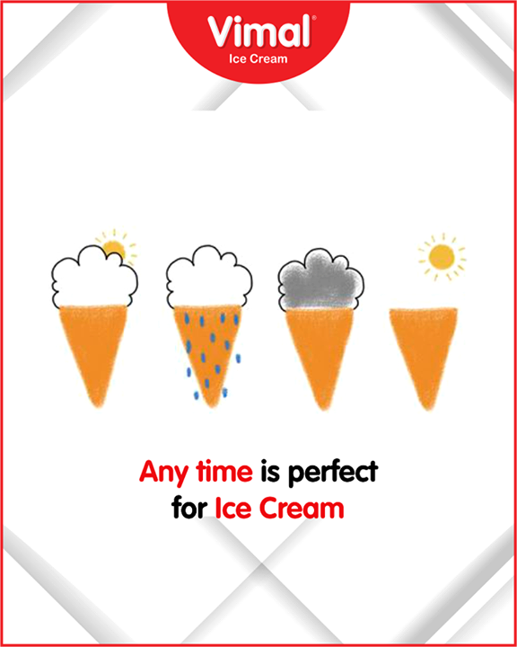 Just don't care about time when its Vimal Ice Cream.  #IceCreamLovers #IceCreamSandwiches #Vimal #IceCream #VimalIceCream #Ahmedabad