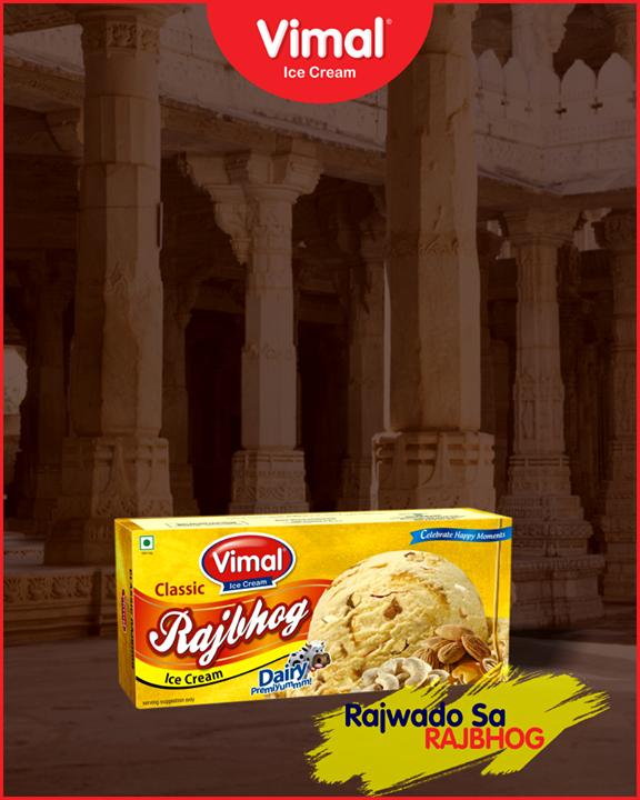 Vimal Ice Cream,  Rajbhog, IceCreamLovers, Vimal, IceCream, VimalIceCream, Ahmedabad