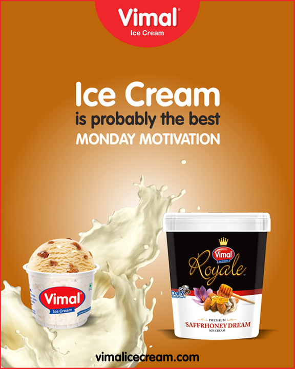 Vimal Ice Cream,  MondayMotivation, IceCream, IceCreamLovers, Vimal, IceCream, VimalIceCream, Ahmedabad