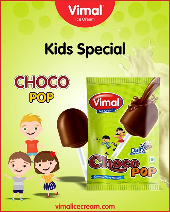 Vimal Ice Cream,  weekend, ChocoPop, IceCreamLovers, Vimal, IceCream, VimalIceCream, Ahmedabad