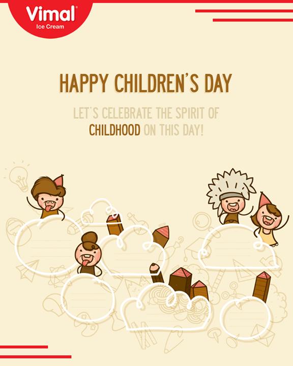 Vimal Ice Cream,  HappyChildrensDay, ChildrensDay, 14Nov, Vimal, IceCream, VimalIceCream, Ahmedabad