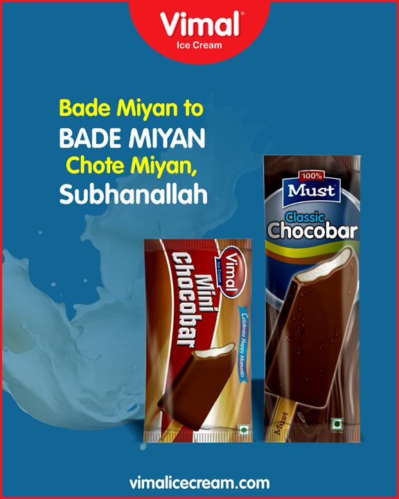Vimal Ice Cream,  Chocobar, IceCreamLovers, Vimal, IceCream, VimalIceCream, Ahmedabad