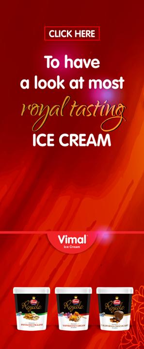 Its regal!   #IceCreamLovers #Vimal #IceCream #VimalIceCream #Ahmedabad