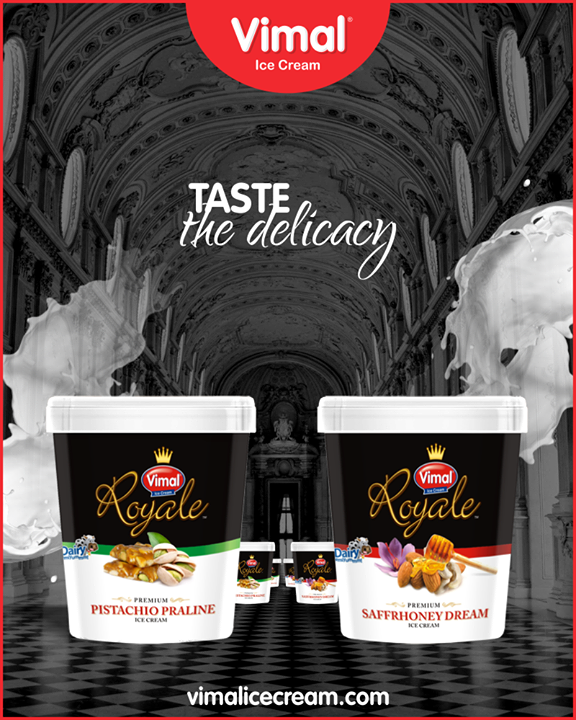 Taste the #Royale! 😋👑  #IceCreamLovers #Vimal #IceCream #VimalIceCream #Ahmedabad