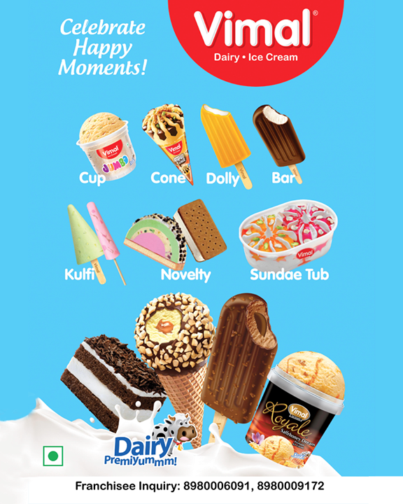 Vimal Ice Cream,  SummerTime, IcecreamTime, MeltSummer, IceCreamLovers, FrostyLips, Vimal, IceCream, VimalIceCream, Ahmedabad