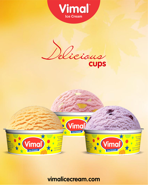 It's time for cup of happiness on this weekend.   #SummerTime #IcecreamTime #MeltSummer #IceCreamLovers #FrostyLips #Vimal #IceCream #VimalIceCream #Ahmedabad
