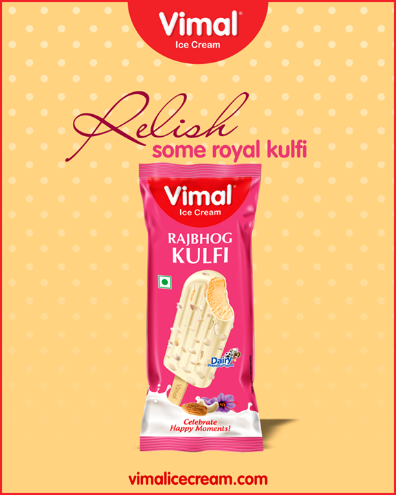Vimal Ice Cream,  IcecreamTime, Kulfi, IceCreamLovers, FrostyLips, Vimal, IceCream, VimalIceCream, Ahmedabad