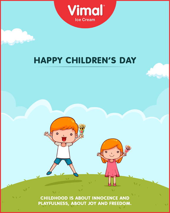 Vimal Ice Cream,  HappyChildrensDay, ChildrensDay, Icecream, IcecreamLovers, LoveForIcecream, IcecreamIsBae, Ahmedabad, Gujarat, India, VimalIceCream