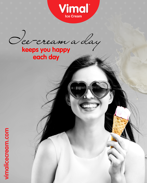 Eating Ice-cream will renew your mood and relationship with your loved ones. So keep eating daily!   #IcecreamTime #IceCreamLovers #FrostyLips #Vimal #IceCream #VimalIceCream #Ahmedabad