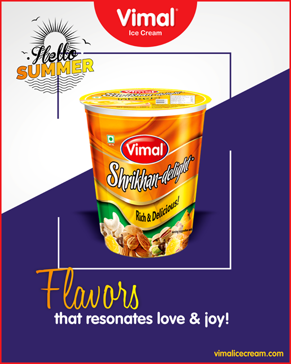 A perfect creation for your summer gatherings!   #Celebrations #Icecream #IcecreamLovers #LoveForIcecream #IcecreamIsBae #Ahmedabad #Gujarat #India #VimalIceCream