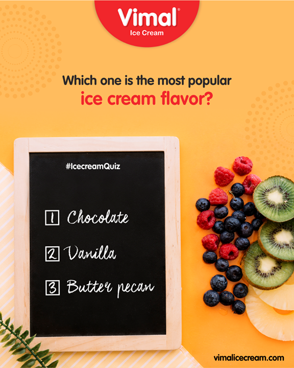 Tell us, which one is the most popular ice cream flavor?  #SummerMadness #SummerFlavors #SummerTime #LoveForIcecream #IcecreamTime #IceCreamLovers #FrostyLips #Vimal #IceCream #VimalIceCream #Ahmedabad
