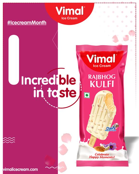 Vimal Ice Cream,  MondayBlues!, Monsoon, LoveForMonsoon, Rains, Happiness, LoveForIcecream, IcecreamTime, IceCreamLovers, FrostyLips, Vimal, IceCream, VimalIceCream, Ahmedabad