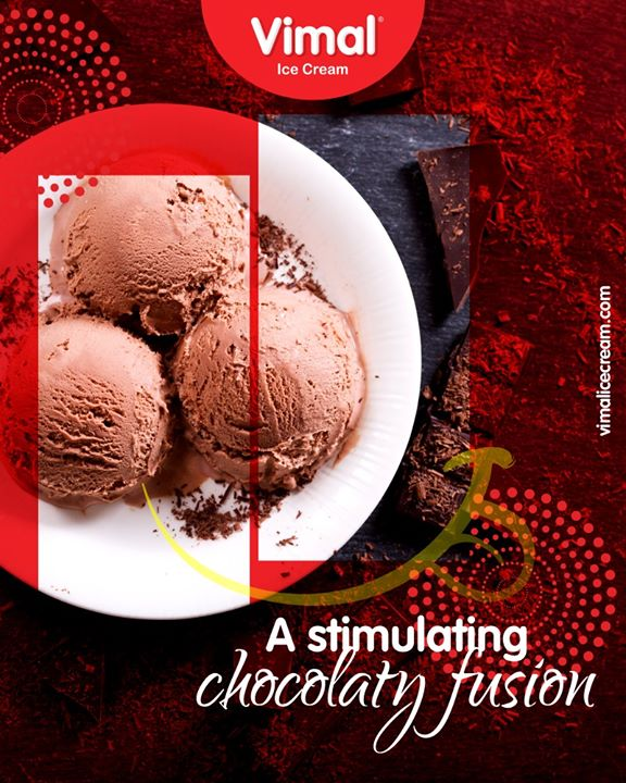 Tag that friend of yours who love & adore chocolate!   #Happiness #LoveForIcecream #IcecreamTime #IceCreamLovers #FrostyLips #Vimal #IceCream #VimalIceCream #Ahmedabad
