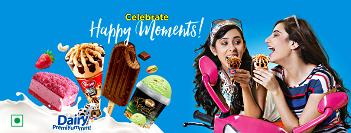 #VimalIceCream #Happiness #LoveForIcecream #IcecreamTime #IceCreamLovers #FrostyLips #Vimal #IceCream  #Ahmedabad