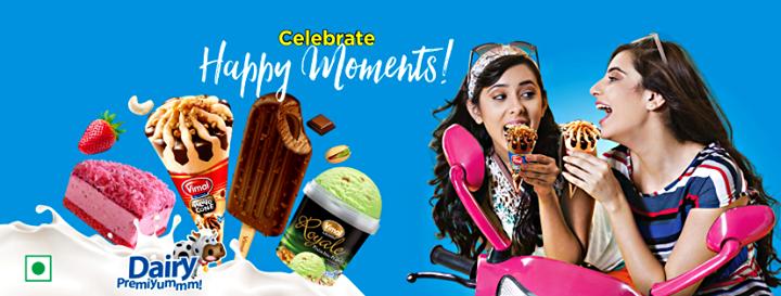 Vimal Ice Cream,  VimalIceCream, Happiness, LoveForIcecream, IcecreamTime, IceCreamLovers, FrostyLips, Vimal, IceCream, Ahmedabad