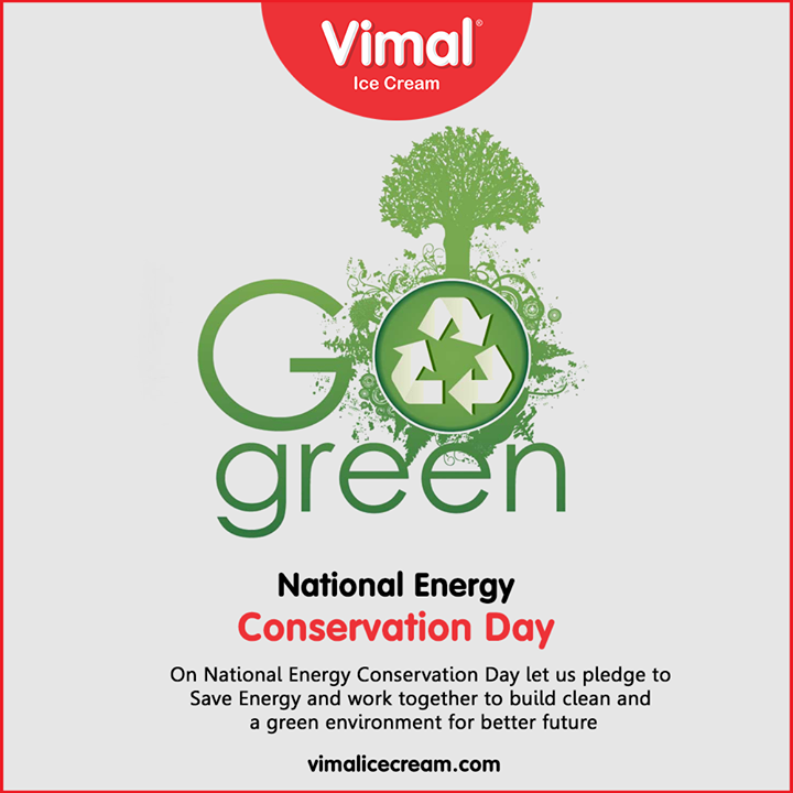 Vimal Ice Cream,  NationalEnergyConservationDay, Energyconservationday, naturalresources, SaveEnergy, ConserveEnergy, EnergyConservation, Conservation, NationalEnergyConservationDay2019, VimalIceCream, Icecreamisbae, Happiness, LoveForIcecream, IcecreamTime, IceCreamLovers, FrostyLips, Vimal, IceCream, Ahmedabad
