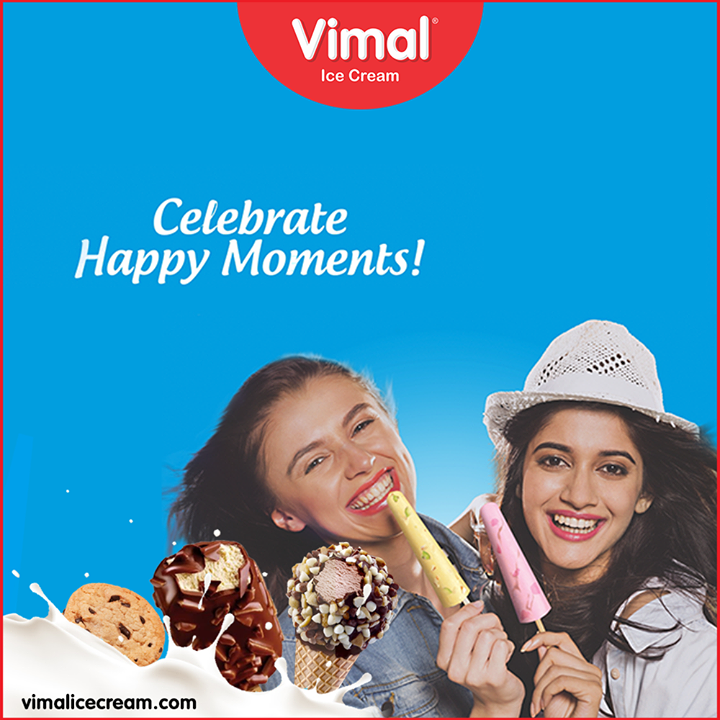Knit yummy-happy memories with Vimal Ice-cream!  #VimalIceCream #Icecreamisbae #Happiness #LoveForIcecream #IcecreamTime #IceCreamLovers #FrostyLips #Vimal #IceCream #Ahmedabad