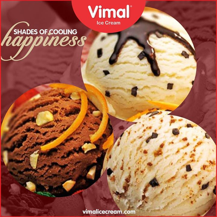 Shades of cooling happiness to make you feel the real winter sensation!  #VimalIceCream #Icecreamisbae #Happiness #LoveForIcecream #IcecreamTime #IceCreamLovers #FrostyLips #Vimal #IceCream #Ahmedabad