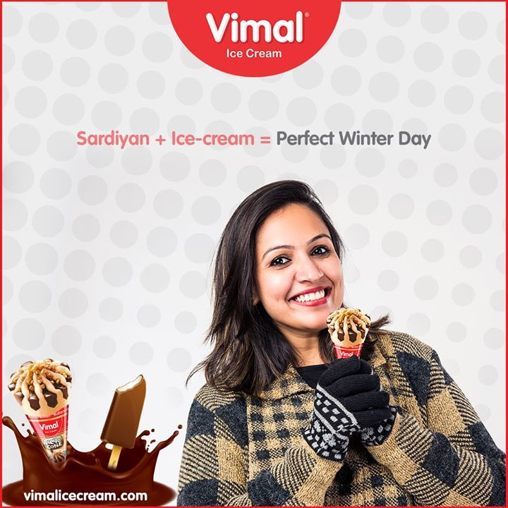 Raise your hands if you too crave for ice-cream as much as we do!  #VimalIceCream #Icecreamisbae #Happiness #LoveForIcecream #IcecreamTime #IceCreamLovers #FrostyLips #Vimal #IceCream #Ahmedabad