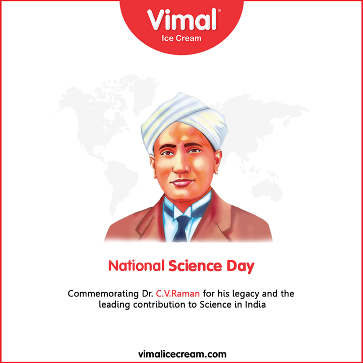 Commemorating Sir C.V Raman for his legacy and the leading contribution to Science in India  #NationalScienceDay #ScienceDay #NationalScienceDay2020 #CVRaman #Science #VimalIceCream #IceCreamCake #Icecream #IcecreamLovers #LoveForIcecream #IcecreamIsBae #Ahmedabad #Gujarat #India