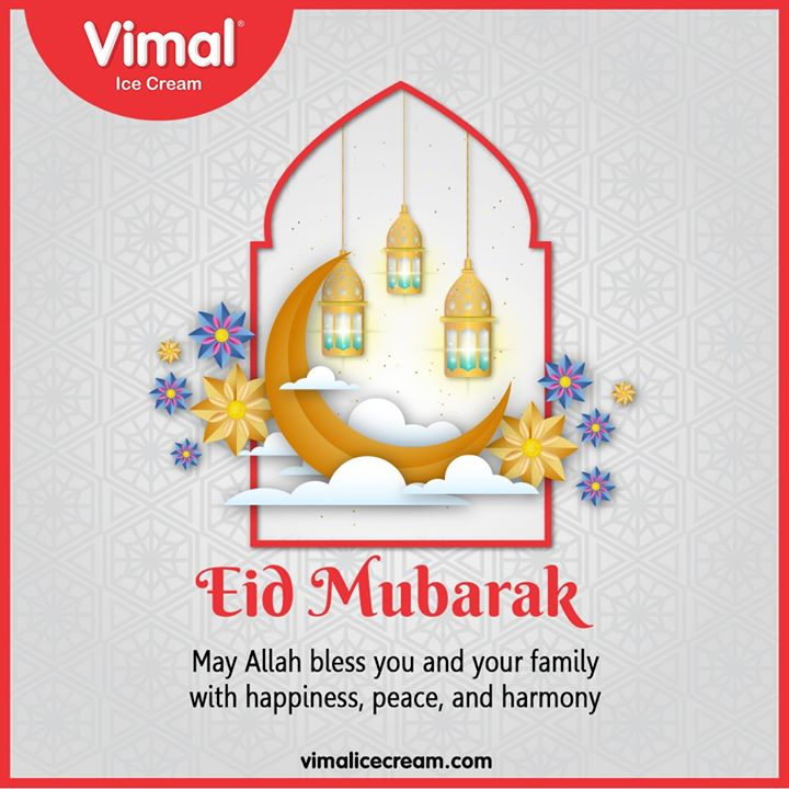 Vimal Ice Cream,  EidMubarak, EidMubarak2020, IcecreamTime, IceCreamLovers, FrostyLips, Vimal, IceCream, VimalIceCream, Ahmedabad