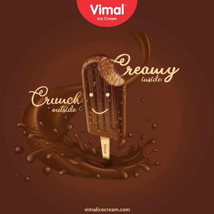 How would life become without the existence of ice-creams? Socho, socho, socho aur sochte huae bhi ice-cream khao.  #IcecreamTime #IceCreamLovers #FrostyLips #Vimal #IceCream #VimalIceCream #Ahmedabad