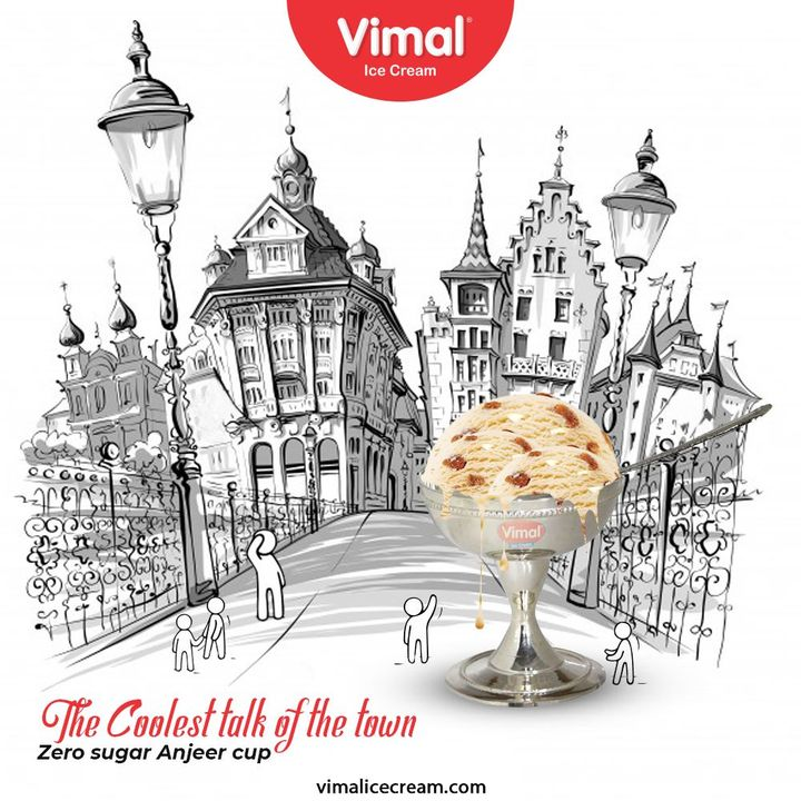 Loosen yourself into a sweet haven and savor the goodness of deliciousness with Vimal Ice Cream.  #IceCreamLovers #FrostyLips #Vimal #IceCream #VimalIceCream #Ahmedabad