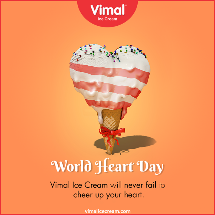 Vimal Ice Cream,  WorldHeritageDay, VimalIceCreams, IcecreamLovers