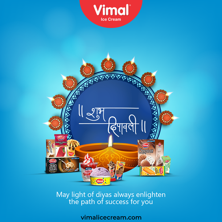 Vimal Ice Cream,  HappyDiwali, Diwali2020, IndianFestival, Celebration, VimalIceCream, IceCreamLovers, Vimal, IceCream, Ahmedabad