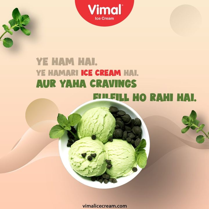 Fulfill all your Ice Cream cravings with the deliciousness of your all-time favorite Vimal Ice Creams.  #VimalIceCream #IceCreamLovers #Vimal #IceCream #Ahmedabad