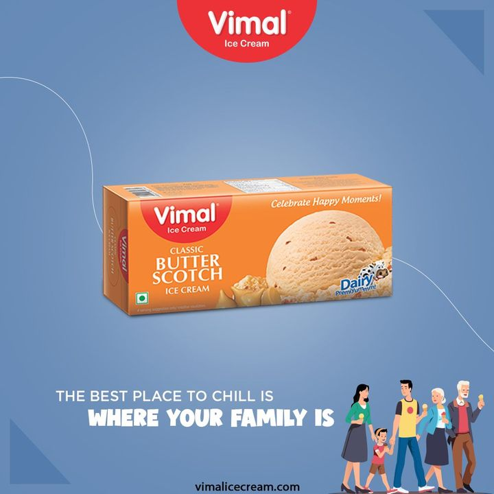 This summer chill with the utterly delicious Vimal Family pack Ice-creams because everyone knows the best place to chill is where your family is.  #SummerIsHere #VimalIceCream #IceCreamLovers #Vimal #IceCream #Ahmedabad
