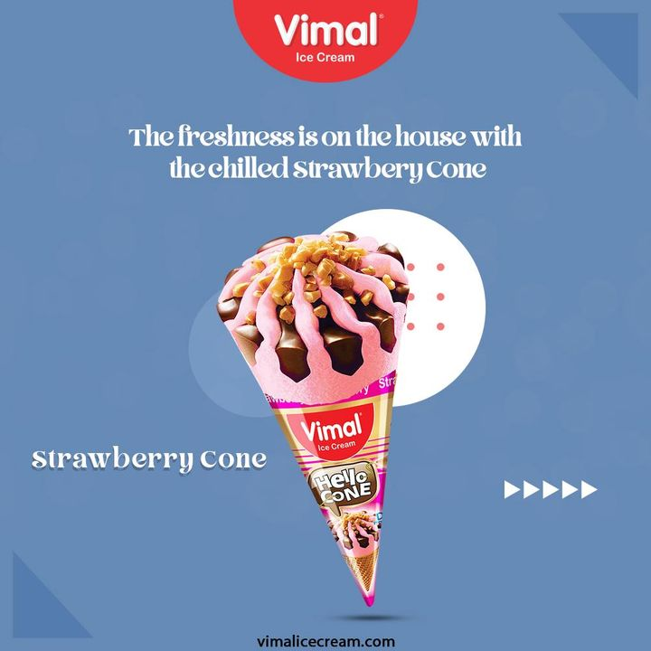 Vimal Ice Cream,  Delicious, Dahiwada, DairyProducts, VimalIceCreams, IceCreamLovers
