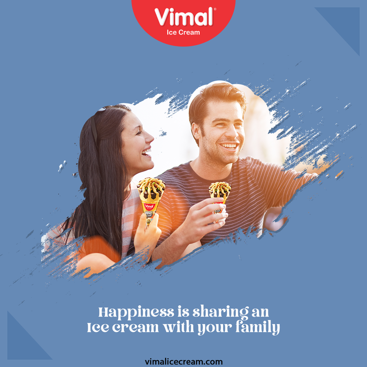 Share the sweetness of the delicious and healthy ice-creams only by your favorite Vimal Ice-creams.  #VimalIceCream #IceCreamLovers #Vimal #IceCream #Ahmedabad