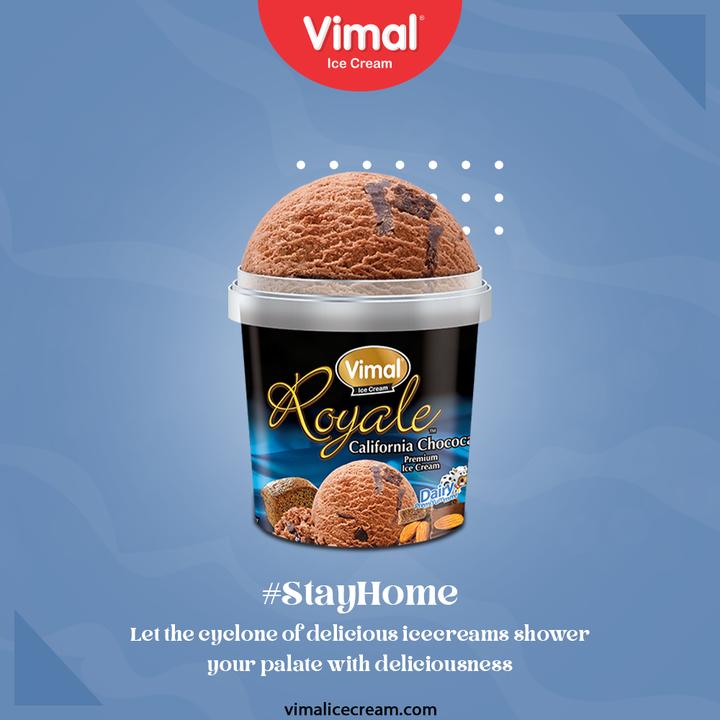 Vimal Ice Cream,  StayHome, VimalIceCream, IceCreamLovers, Vimal, IceCream, Ahmedabad