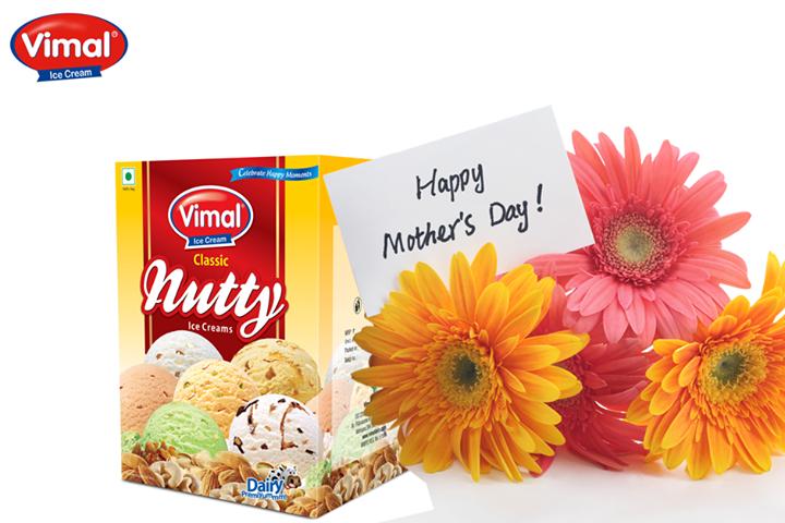 Celebrating #MothersDay? Make it yummier with Vimal Ice Cream  #Weekend #VimalIceCreams #IceCreamLovers