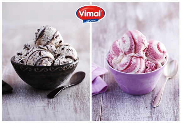 Every spoon you take is an intimate surprise.   #Summers #IceCreamLovers #VimalIceCreams #DessertLovers