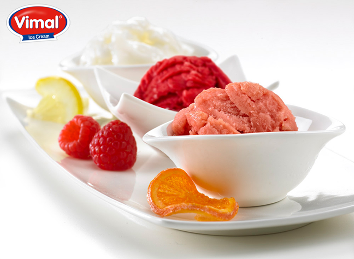 Go treat yourself to some #Vimal #Icecreams...treat yourself to some #happiness
