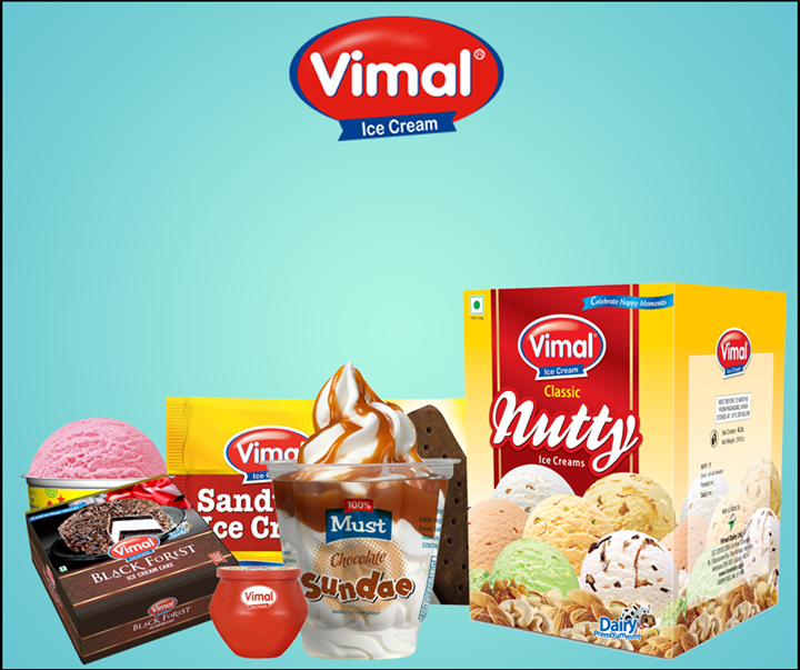 Each moment spent eating Vimal Ice Cream is unforgettable!   #VimalIceCream #IceCreamLovers #IceCream