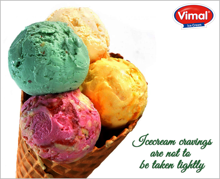Indulge yourself with the mesmerizing flavors of #VimalIcecream   #IceCream #IceCreamLovers