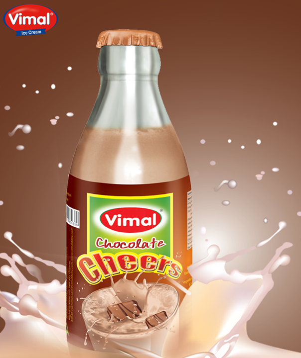 Never grow up with our amazing range of flavored milk that you will crave for till the last drop!  #Vimal #MilkLovers #FlavoredMilk #Happiness