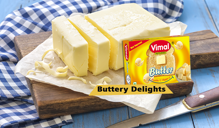 Vimal Ice Cream,  ButteryDelights