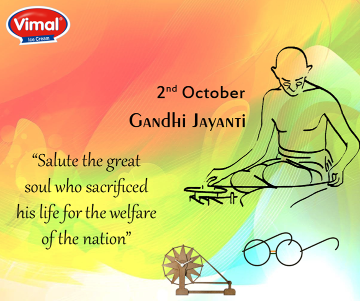 Greetings to everyone on the occasion of #GandhiJayanti and International Day of Non-Violence!